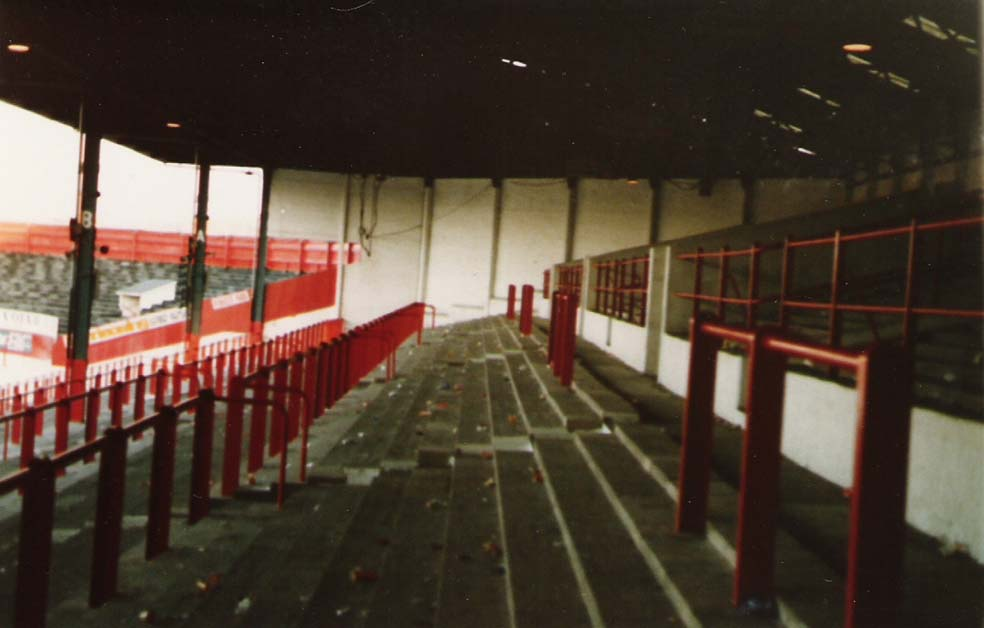 The Boothen End